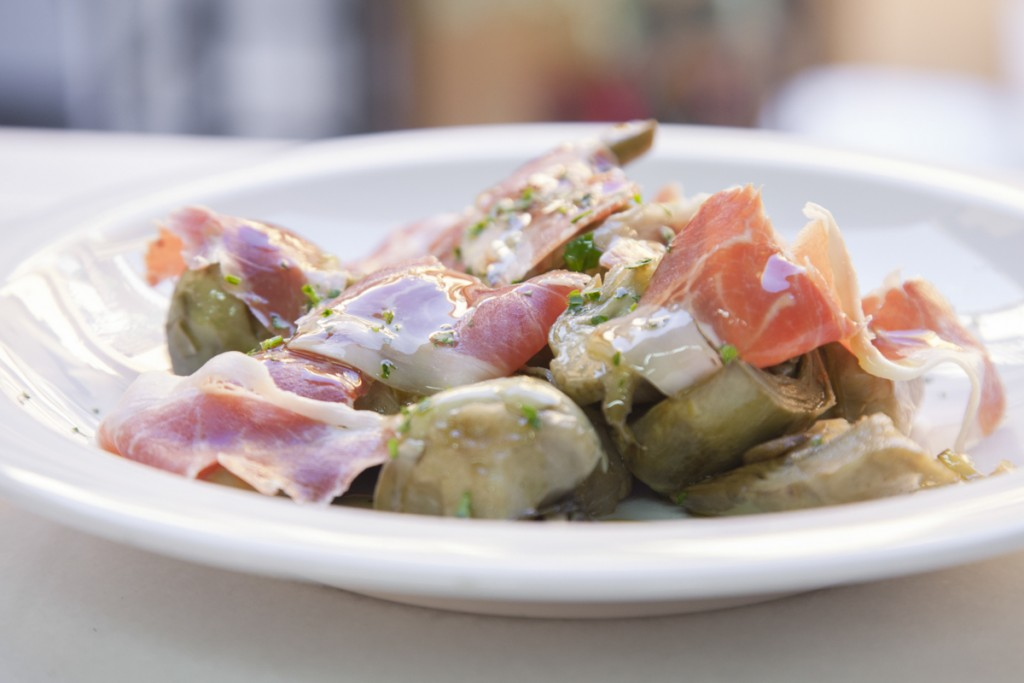 Alimento de diciembre: Alcachofas.